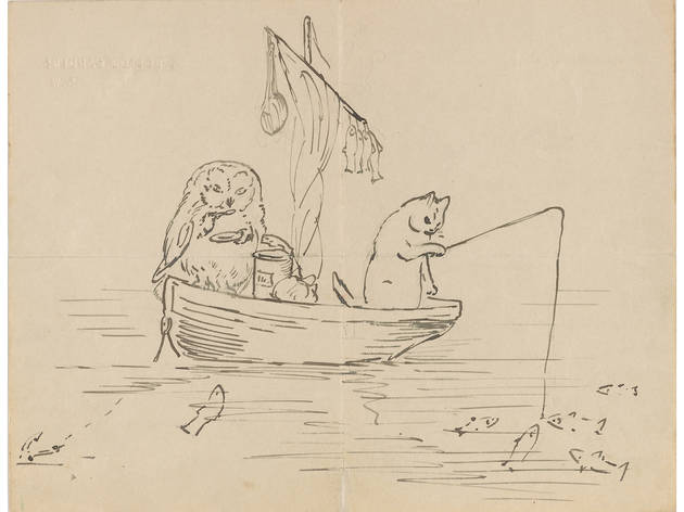 """Beatrix Potter: The Picture Letters"" at the Morgan Library and Museum"