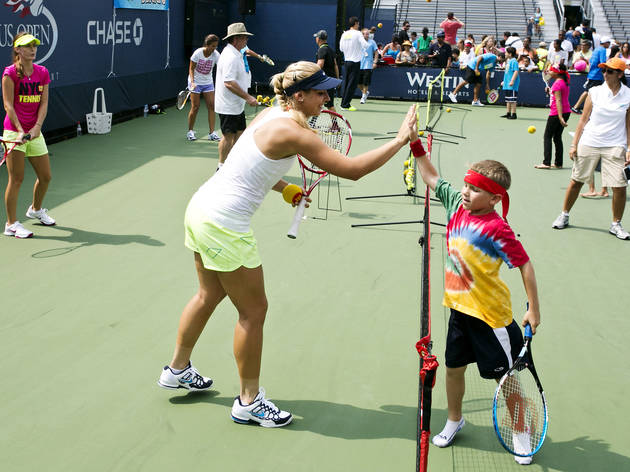 Best annual fest: Arthur Ashe Kids' Day