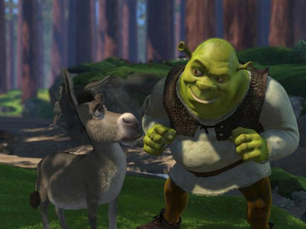 DreamWorks Animation Film Series