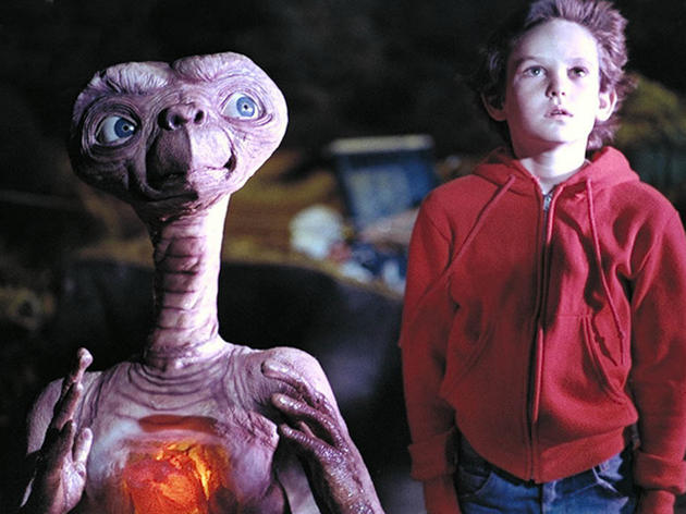 "E.T. ""Communicator"" and Film Screenings"