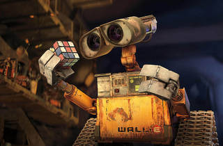 Family Friday Pizza and Movie Night: Wall-E