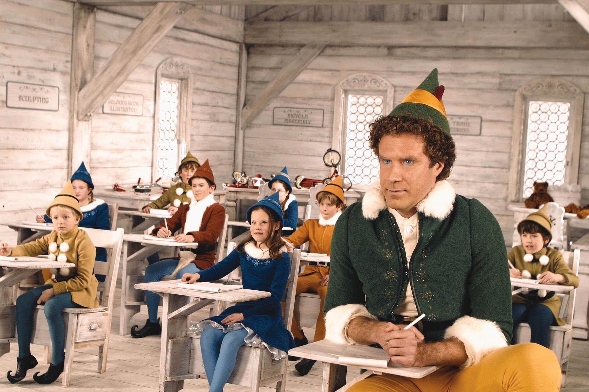 Elf (2003)
