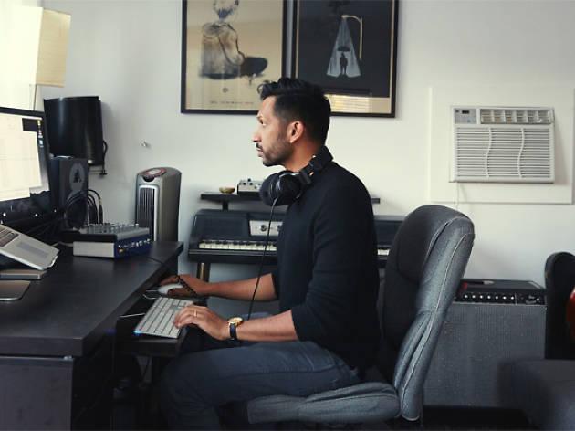 Hrishikesh Hirway, host of Song Exploder