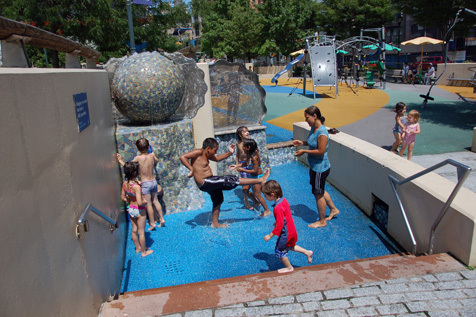 Chelsea Waterside Playground