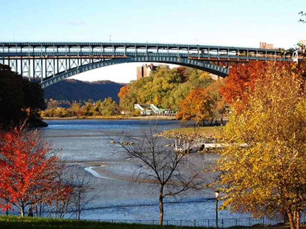 Inwood Hill Park Attractions In Inwood New York