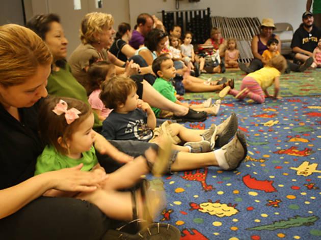 LABA Kids Celebrate Thanksgiving