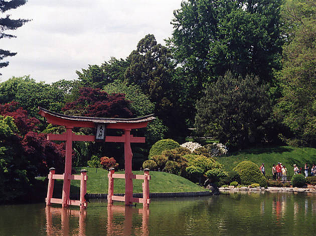 Brooklyn Botanic Garden Attractions In Prospect Park