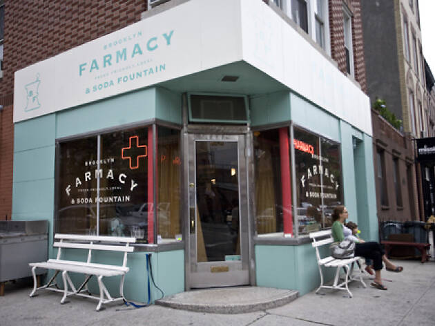 The Brooklyn Farmacy & Soda Fountain Silent Film Series