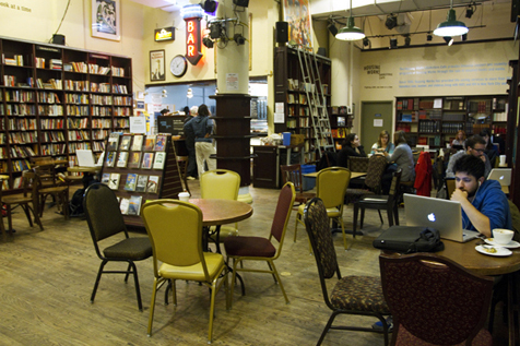 Housing Works Bookstore Café Storytime and Singalong