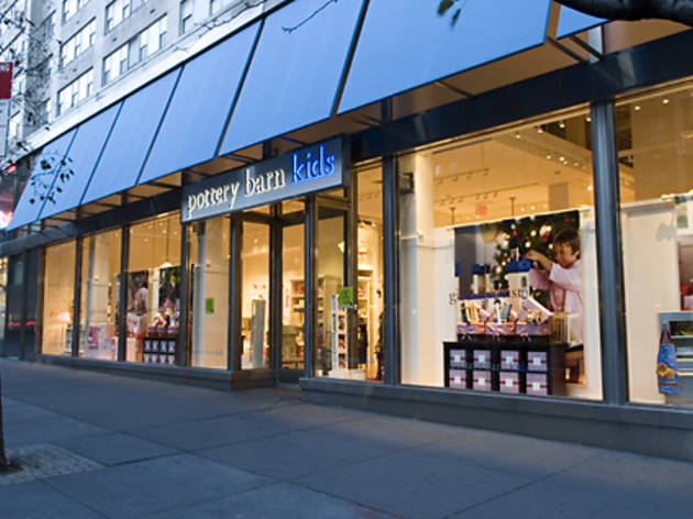 Pottery Barn Kids Shopping In Lenox Hill New York