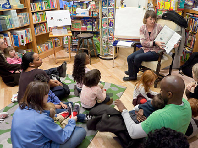 Greenlight Saturday Storytime 2015
