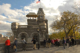 Central Park's Belvedere Castle