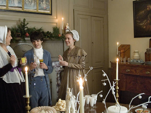 Van Cortlandt Manor candlelight tours