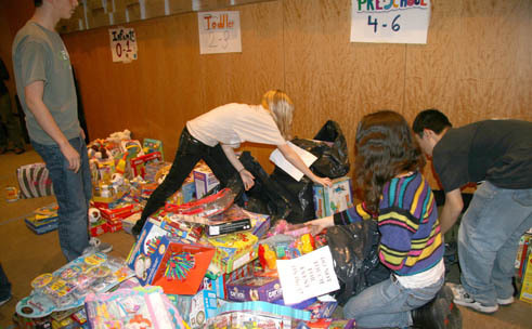 JCC Holiday Toy Drive