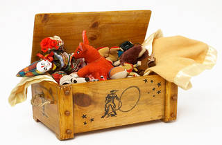 Toy Chest by Charles LeDray, 2005-2006