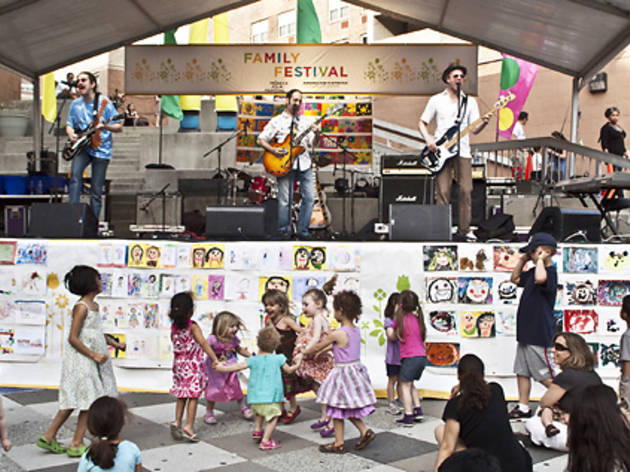 Bring Your Own Kid Concert Series: Bubble Do Beatles