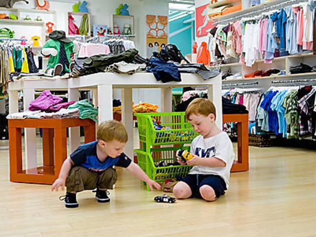 Toy Sale at Half Dozen