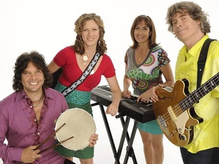The Laurie Berkner Band