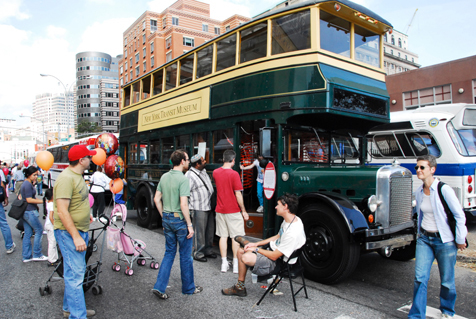 Free things to do in NYC with children this fall (2013)