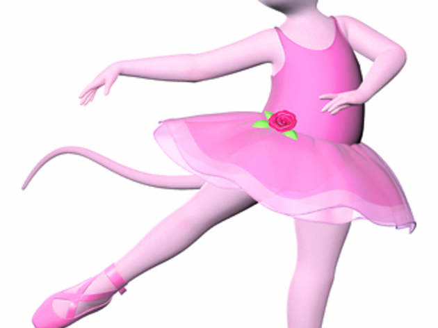 Sony Wonder Technology Lab Screening: Angelina Ballerina: The Nutcracker Sweet
