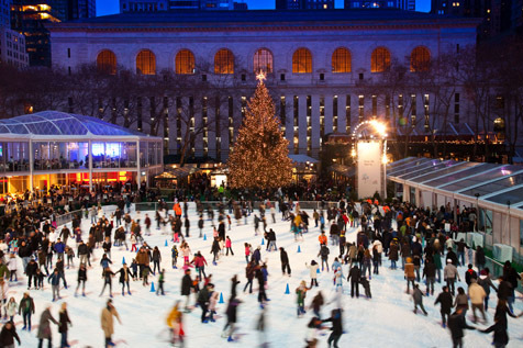Best New York Christmas tree lightings