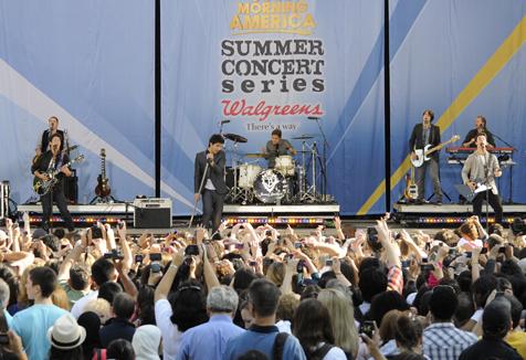 Good Morning America Concert Series