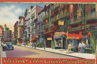 Chinatown Walking Tour: Lunar New Year Special 2014
