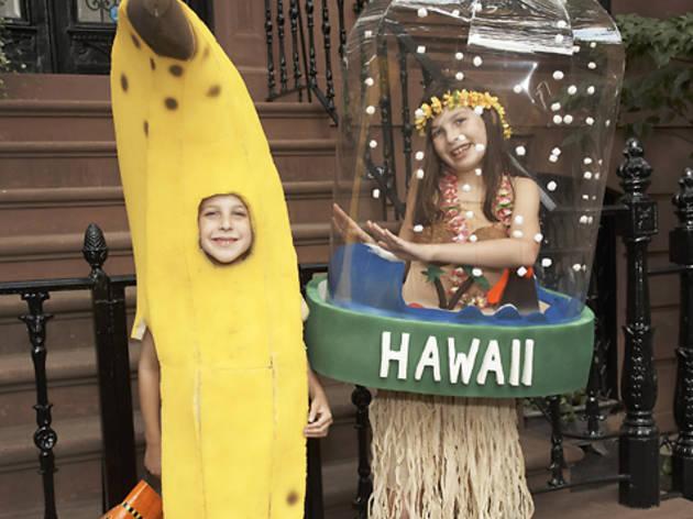 Homemade Halloween costumes (2012)