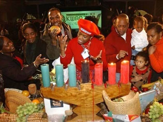 Kwanzaa Celebration with Stories and Craft