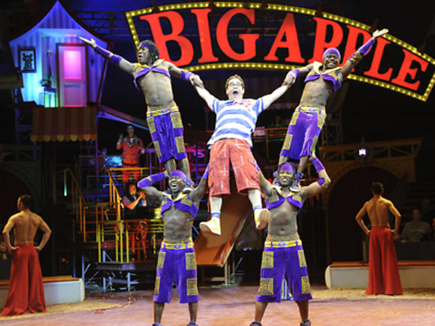 Big Apple Circus: Luminocity (2013)
