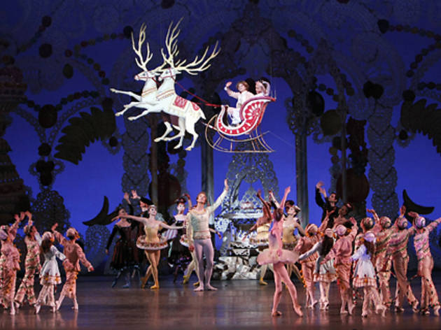 Get swept away by a ballet at Lincoln Center