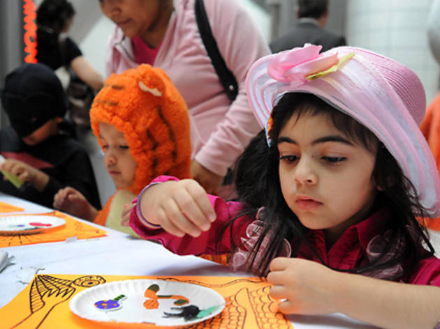 Fright-Free Halloween Fest
