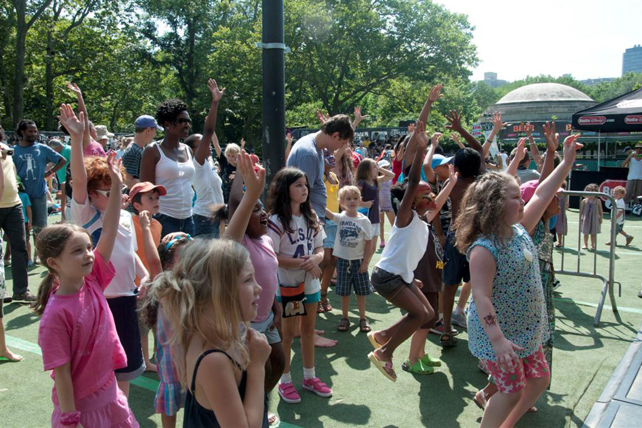 SummerStage Bronx Family Day