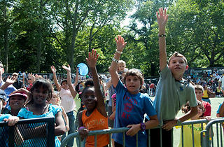 SummerStage Queens Family Day