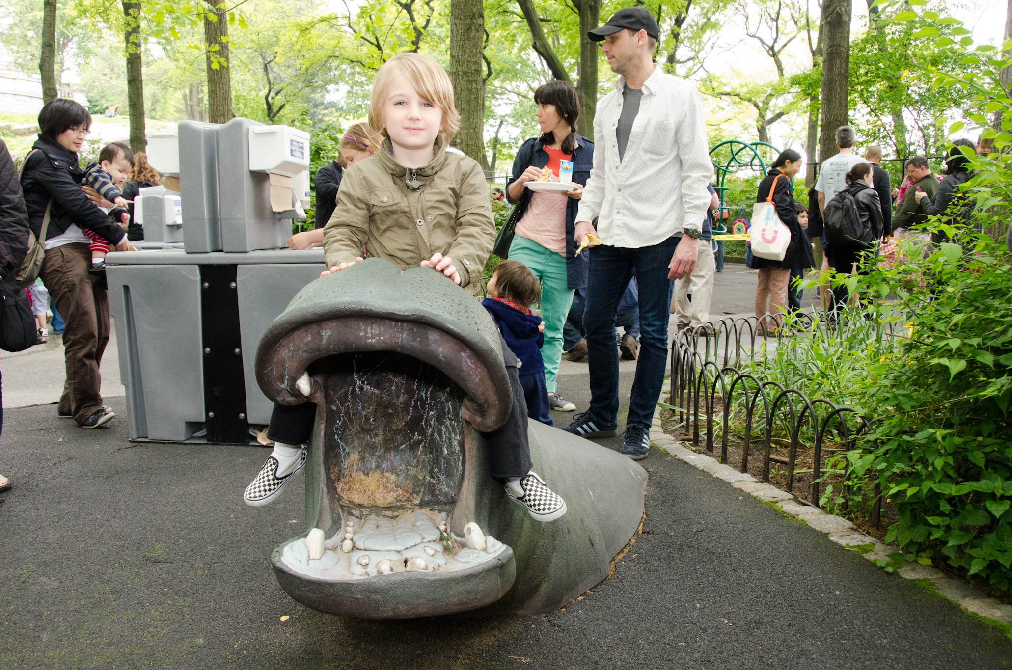 Spring Fair at Hippo Park