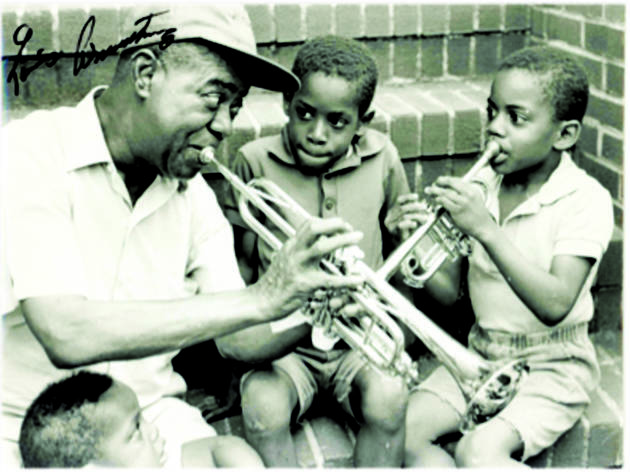 Special House Tours: Louis Armstrong Birthday Tours