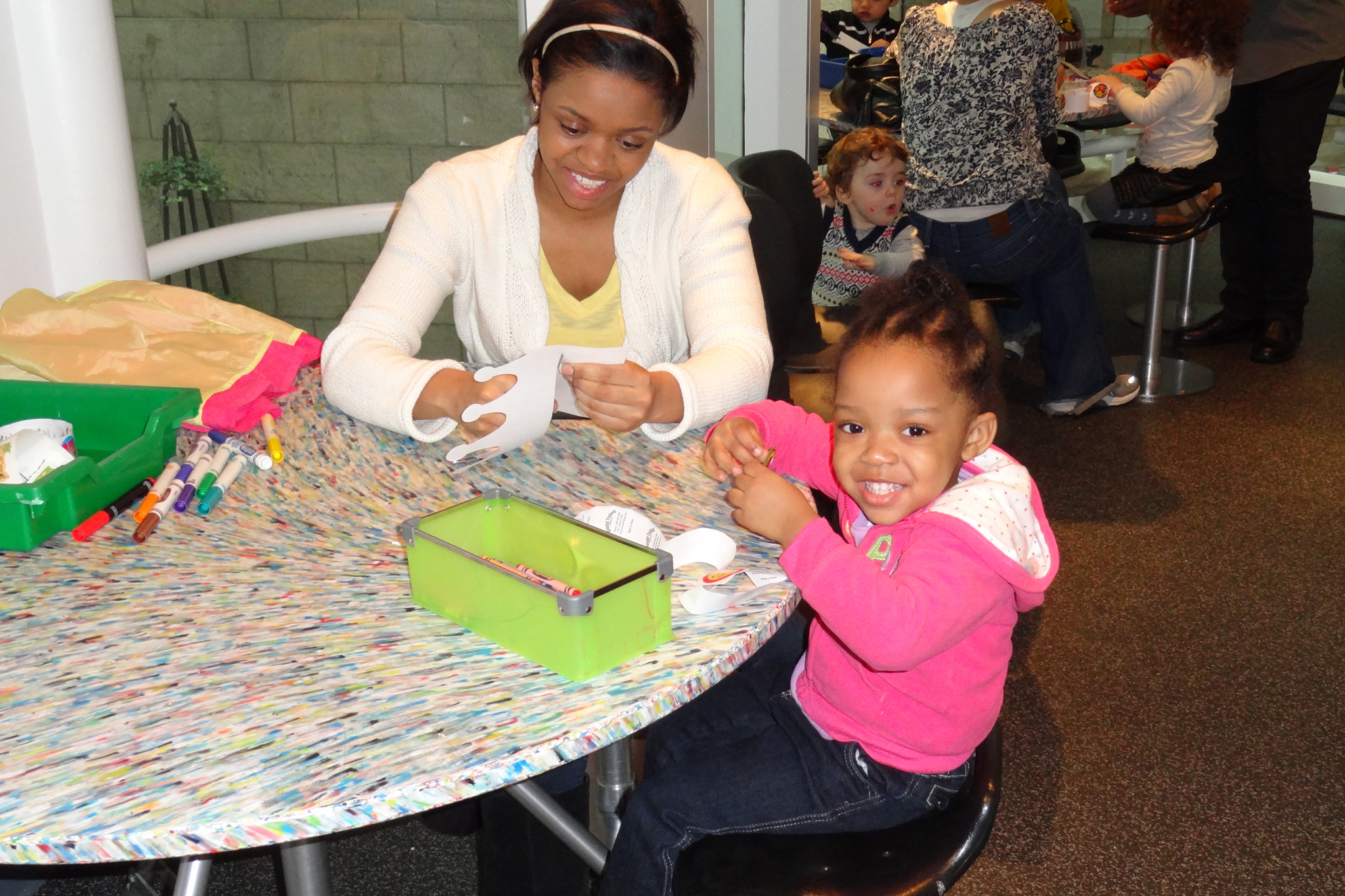 Mother's Day events for New York City families (2012)