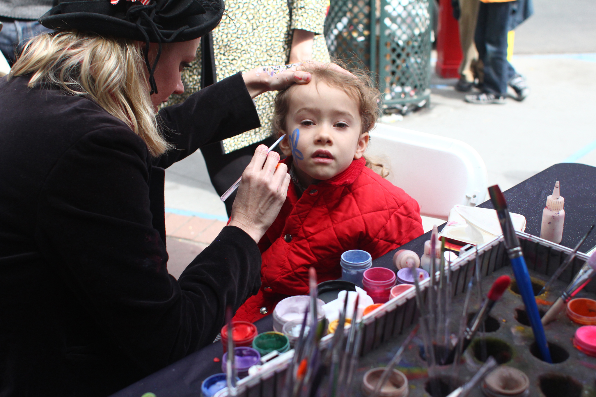 Spend the day at the Tribeca Family Festival Street Fair