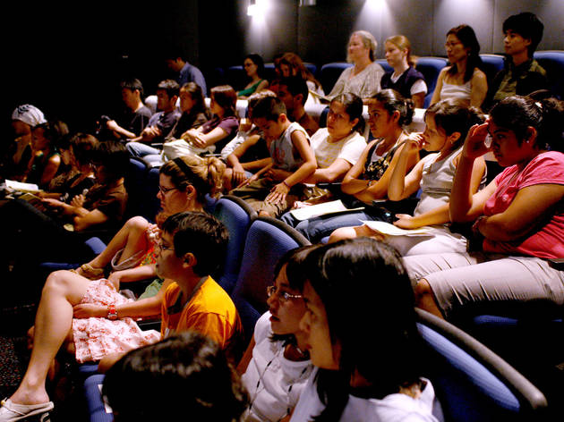 The best NYC movie theaters for families