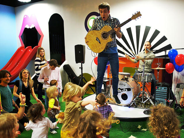Toddlers Rock! Concert Series