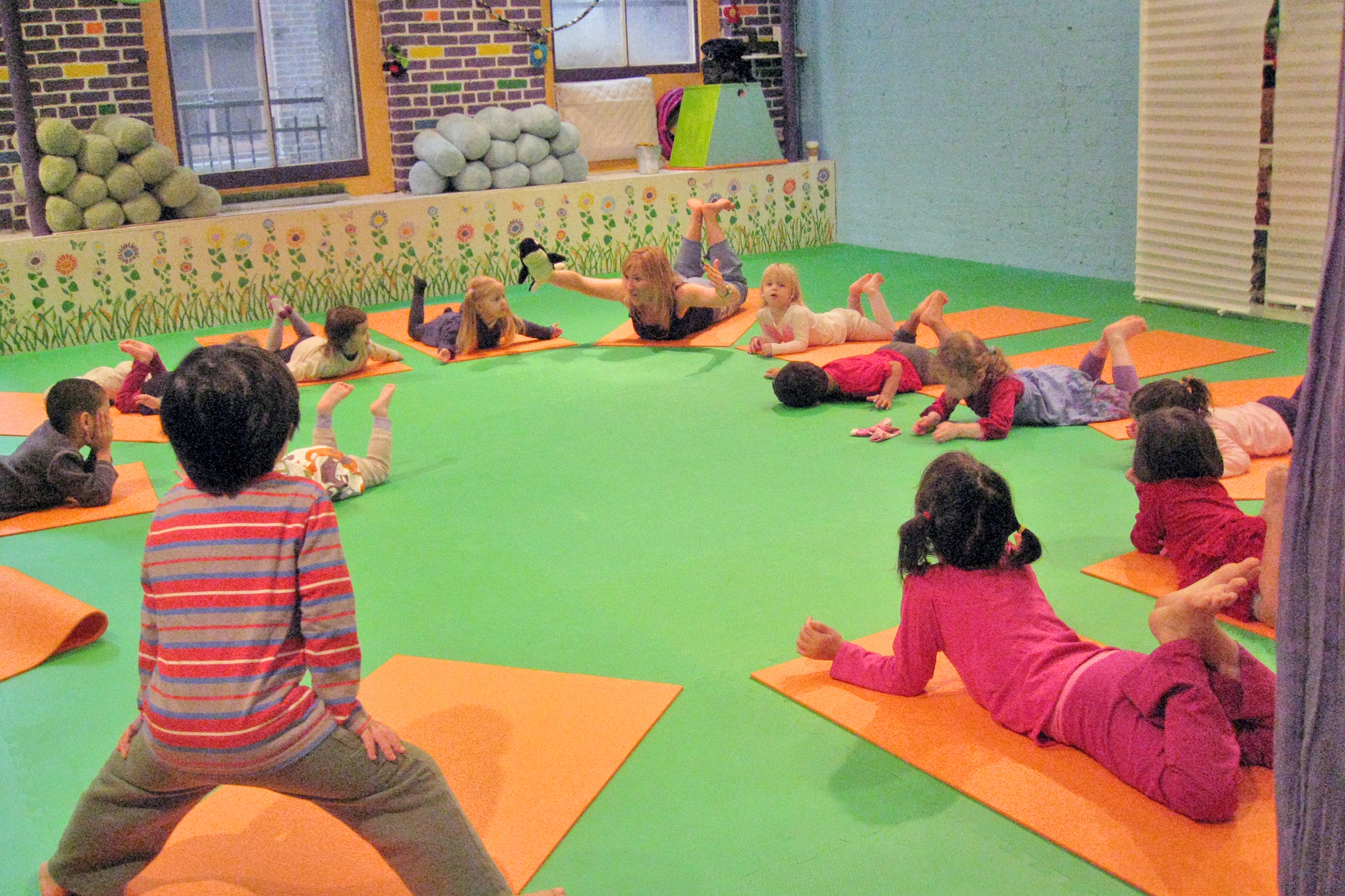 Karma Kids Yoga Birthday Parties