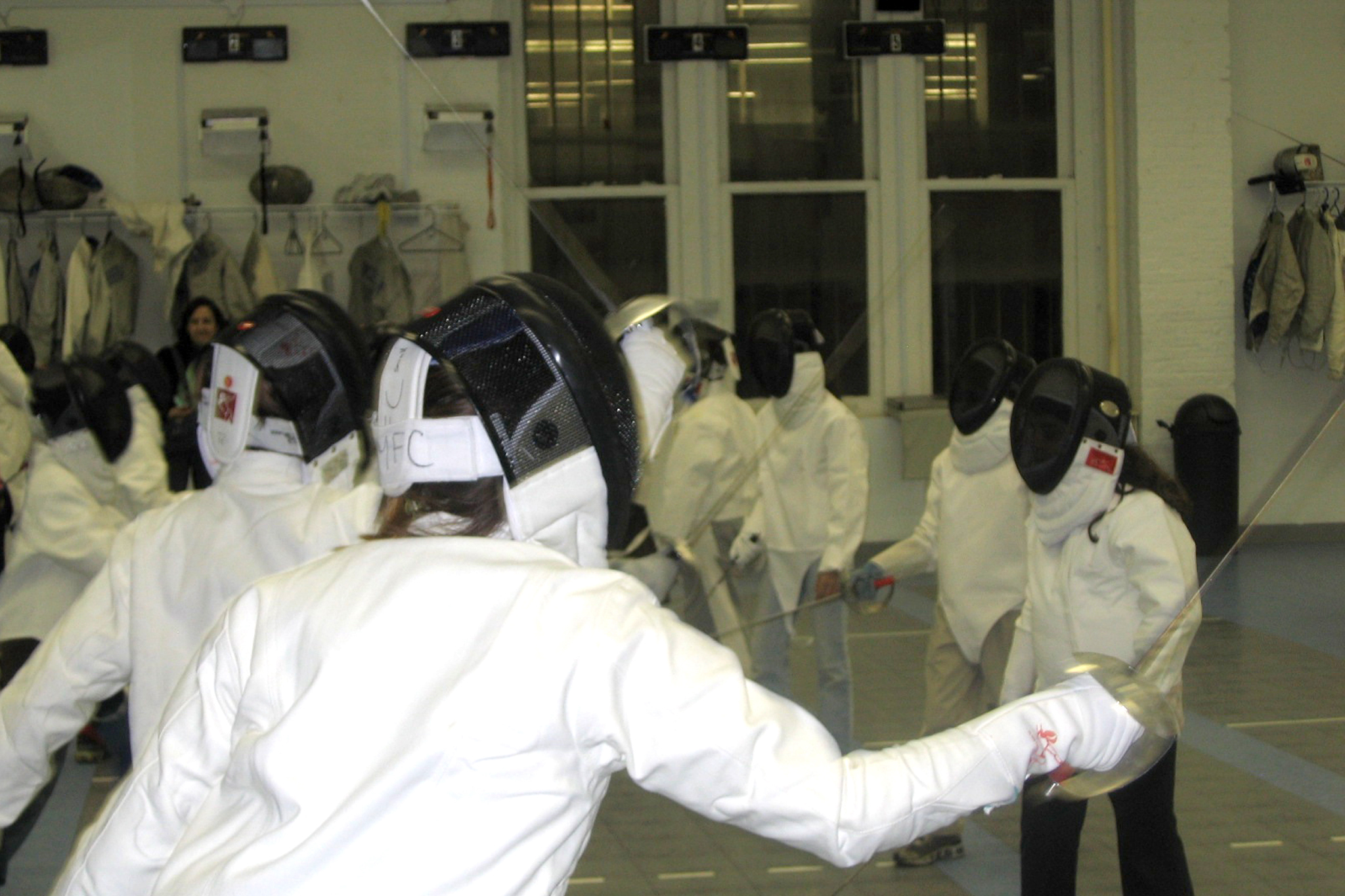 Manhattan Fencing Center Birthday Parties