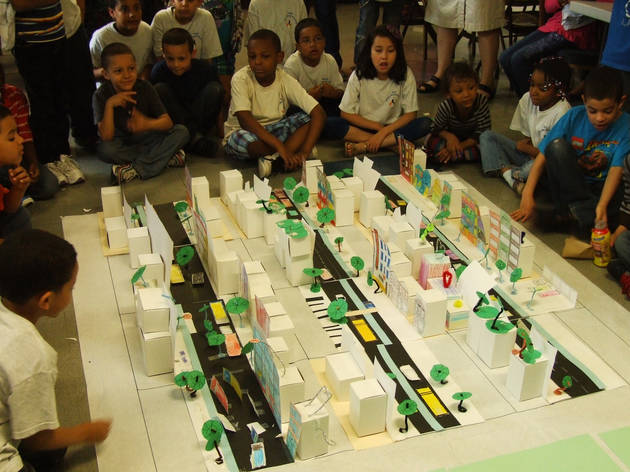 Design Your Own City Block at Center for Architecture Foundation