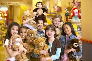 Build-A-Bear Workshop Toy Drive