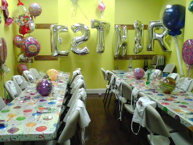 Chocolate Works Birthday Parties
