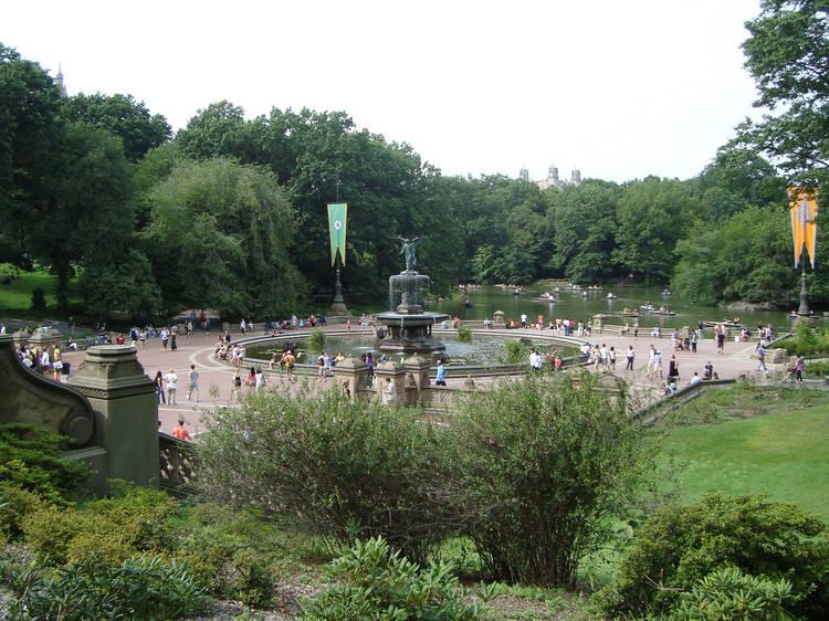 Best city park: Central Park