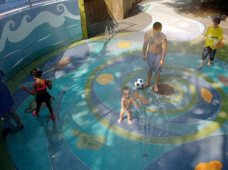 Playground for All Children, Flushing Meadows Corona Park