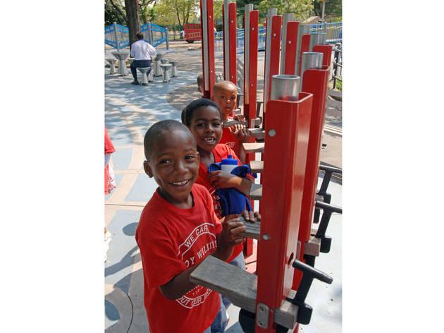 (Photograph: Daniel Avila/ NYC Parks & Recreation)