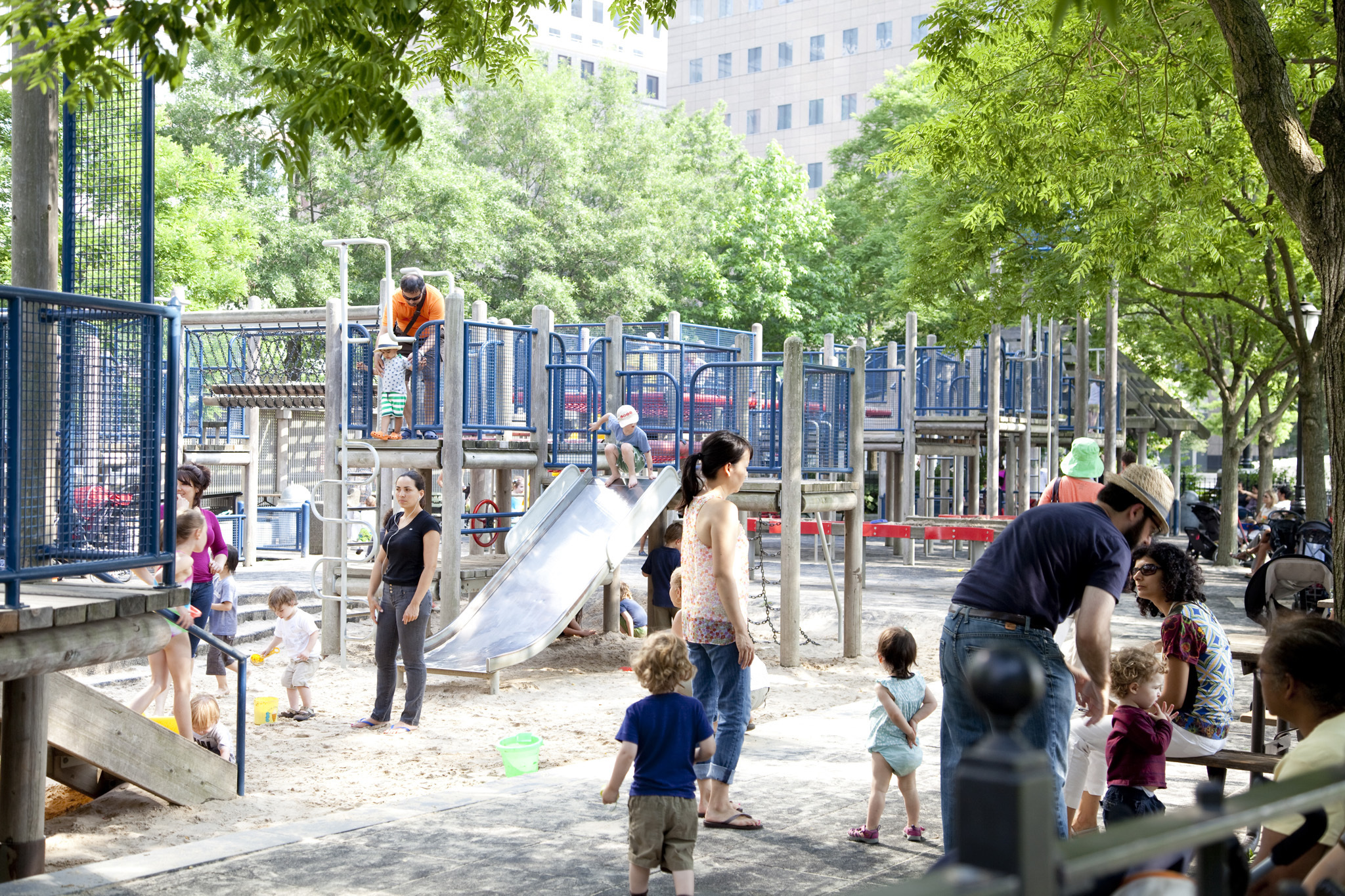 25 best playgrounds in NYC: Our favorite picks in five ... - photo#42