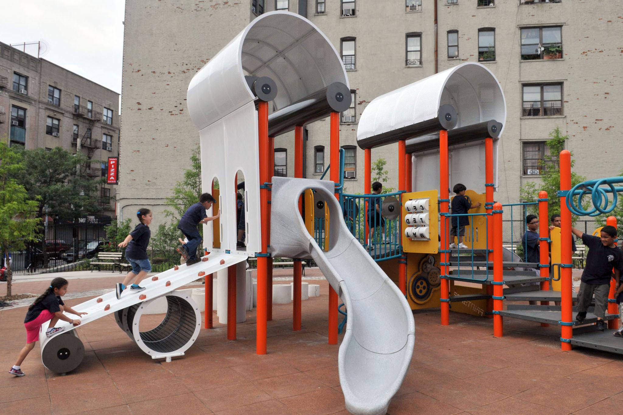 Printers Park Playground